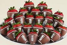 Awesome Football Parties / Hosting great parties at home for football games, Bowl games and Superbowl parties. Great food, decor and activities your friends will love! / by Real Property Management