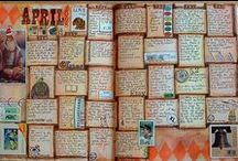 Art journaling / Art Journaling is such a beautiful way to write down anything that's on your mind.