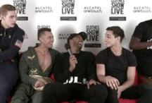 Clothes Show Diary Room with CSTV / Watch all the celebs answer some very interesting questions in the Clothes Show Diary Room!