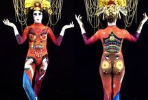 Alessia Ferazzoli BodyArt / My BodyArt Fashion creations ❤️
