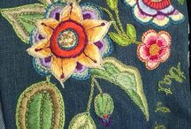 Embroidery Magic / My journey to creating beautiful embroidered art.