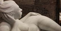 Sculpted Seductions / Sculptures of women