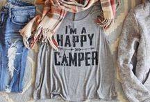 Active Lifestyle Fashion and Beauty / Fashion and beauty for those who like to camp, hike, bike, and swim.