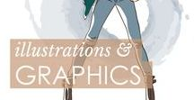Illustrations and Graphics