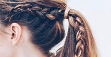 Bridal Hair Style / Beauty tips for the bride on her Wedding Day.