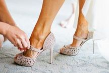 Bridal Shoes / The most beautiful shoes for a wedding.