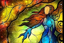Stained Glass / by Dawn Roberson