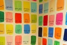 Lulu loves color / by Lulu Bliss {Dolin}
