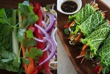 RAW FOOD/PALEO/VEGAN / by Karen Swan
