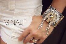 Bangles, Baubles & Sparklies / Bangles & Bracelets / by MINALI ™