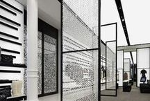 COMMERCIAL INTERIOR: Luxury Retail Spaces / by Sara Cosgrove