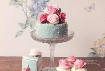 Wedding Cakes & Desserts / Beautiful and tasty desserts.
