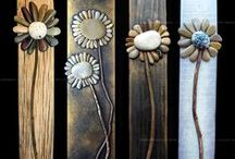 All Kinds of Projects & Homemade Gift Ideas / anything that can be made be a person.... / by Terri Theisen