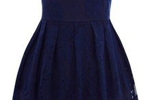 Playing Dress Up / Regular dress, bridesmaid dresses, short & long / by Terri Theisen