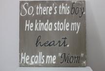 I'm a Mom   Soy Mamá ;) / The best work in the world!   El mejor trabajo del mundo! ;)
