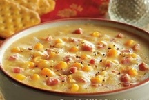 Soups and Sandwiches and Side Dishes