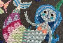 Lulu loves embroidery / by Lulu Bliss {Dolin}