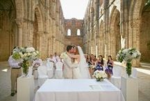 Wedding Locations / Romantic places to get married.