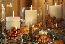 Fall Food & Decorating Ideas / by Janet Sheldon-Larson