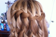 Hair and makup ideas / by Maggie Wilson