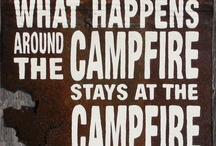 Camping / Outdoor Games / Camp Fire Recipes / by Janet Sheldon-Larson