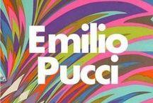 Emilio Pucci / by MINALI ™