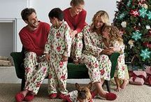 Gifts to Wear / Gifts that warm all season long! Try our matching flannel pajamas and slippers- they will keep everyone in your family warm and cozy. Great for giving and keeping, of course!
