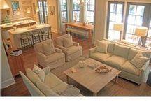 Living Room REDO / by Erin Patrick