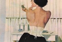 Lulu loves corsets / by Lulu Bliss {Dolin}