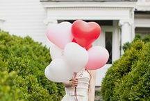 Valentine Theme Wedding / Wedding inspired by St Valentine Day