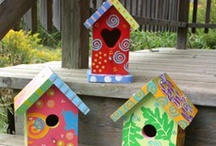 Birdhouses / by Janet Sheldon-Larson