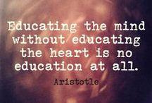 Education / by Jody Unverrich