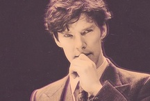 I'm in love ♥  / Love at first sight. I just fell in love of Benedict Cumberbatch when I saw him in Sherlock (Tv serie) and then in Parade's End. I'm crazy for him. :D