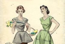 Lulu's sewing inspiration / by Lulu Bliss {Dolin}