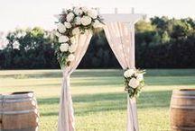Wedding Arch / by Ameliste