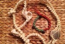 bybritt seashells + jingle bells #kinfolkworkshop