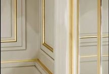 INTERIOR ARCHITECTURE: Wall Panelling / by Sara Cosgrove