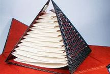 Book Arts / Contemporary bindings and artist's books / by Pauline Paulette