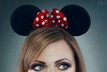 Minnie mouse / Como ser uma Minnie