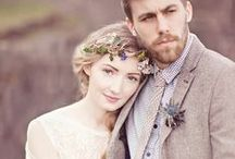 Boho-chic Wedding