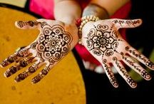 Henna Love / The most beautiful collection of Henna temporary tattoos! <3 <3 <3 / by Sonia Cole