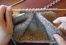 6:Knitting: Tutorials, tips, patterns & more.... / by Jen Rotheray
