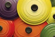 Colores Le Creuset / La gran variedad de colores de Le Creuset no tiene comparación, a lo largo de los años, distintas generaciones han tenido un color preferido, ¿cuál es el tuyo?
