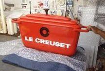 Le Creuset Vintage / Desde 1925 en Le Creuset hemos experimentado con distintas formas y colores.