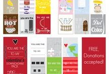 We Found Love / Clever and Quirky ideas for Valentine's Day. / by Stone Mountain Press