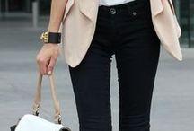 Fashion Inspiration / Women's Fashion Ideas