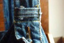 Denim Bag / Dall'idea al tessuto al modello.Denim More