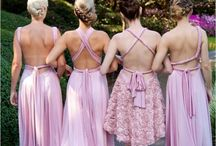 Bridemaids / all about the bridesmaids