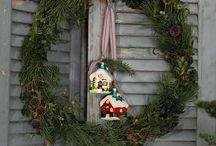 Christmas - Vánoce / by Zuzana Ji
