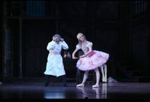 Coppélia - 2014 / A beautiful, life-like doll and two bickering young lovers create comic chaos in this captivating ballet choreographed by Greg Horsman.
